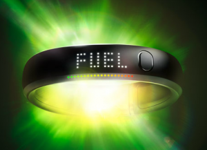 The Nike+FuelBand