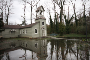 Old Meeting House Reflects on Hurricane Sandy