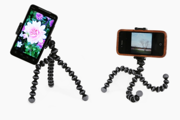 mobile-gorillapod iPhone tripod