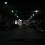 Dark  lot