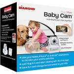 Diamond PlugnView WIFI Baby Cam Monitor Kit D-Link DCS-825L WiFi Baby Camera  $179.98